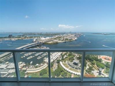 244 Biscayne Blvd UNIT 4603, Miami, FL 33132 - MLS#: A10306149