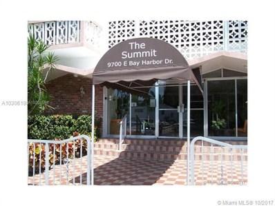 9700 E Bay Harbor Dr UNIT 312, Bay Harbor Islands, FL 33154 - MLS#: A10306180