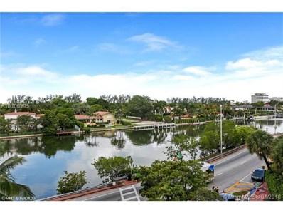 3411 Indian Creek Dr UNIT 501, Miami Beach, FL 33140 - MLS#: A10306395