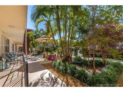 345 Michigan Ave UNIT 14, Miami Beach, FL 33139 - MLS#: A10306504