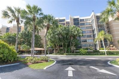 16300 N Golf Club Rd UNIT 606, Weston, FL 33326 - MLS#: A10306734