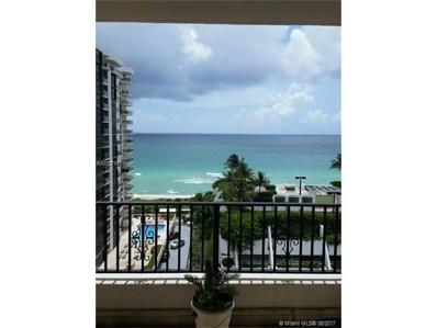 6422 Collins Ave UNIT 1101, Miami Beach, FL 33141 - MLS#: A10307151
