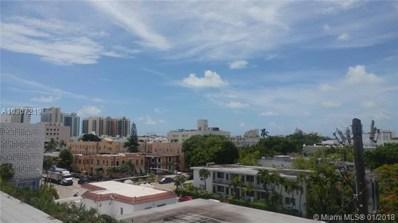 1605 Pennsylvania Ave UNIT 504, Miami Beach, FL 33139 - MLS#: A10307219