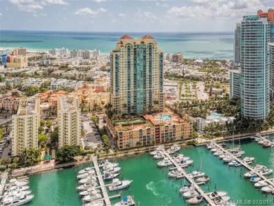 90 Alton Rd UNIT 905, Miami Beach, FL 33139 - MLS#: A10307637