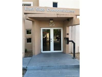 55 E 4th Street UNIT 104, Hialeah, FL 33010 - MLS#: A10307775
