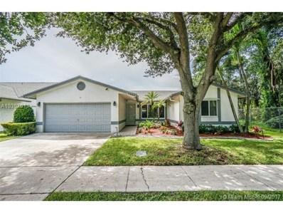 5883 NW 40th Ave, Coconut Creek, FL 33073 - MLS#: A10307913