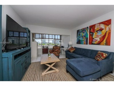 3 Island Ave UNIT 7B, Miami Beach, FL 33139 - MLS#: A10308053