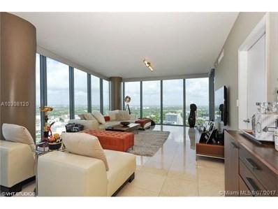 601 NE 36th St UNIT 2801, Miami, FL 33137 - MLS#: A10308120
