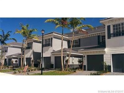 3499 NW 13th St UNIT 3499, Lauderhill, FL 33311 - MLS#: A10308289