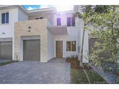 17517 SW 153rd Ct UNIT 17517, Miami, FL 33187 - MLS#: A10310151