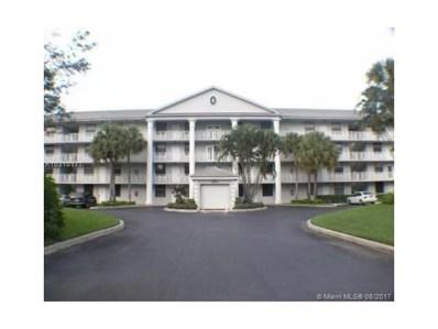 1721 Whitehall Dr UNIT 206, Davie, FL 33324 - MLS#: A10310177