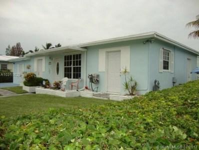 3833 SW 33 Street, West Park, FL 33023 - MLS#: A10311628