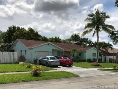 16341 SW 114th Ct, Miami, FL 33157 - MLS#: A10311629