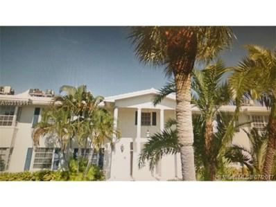 2210 NE 67th St UNIT 1206, Fort Lauderdale, FL 33308 - MLS#: A10311911