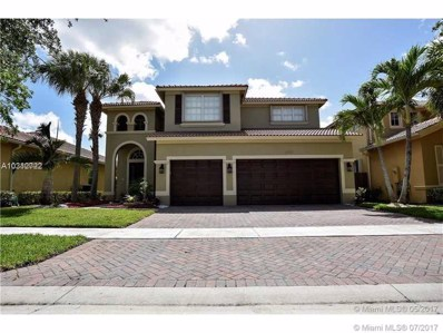 4060 Cascade Ter, Weston, FL 33332 - MLS#: A10312722
