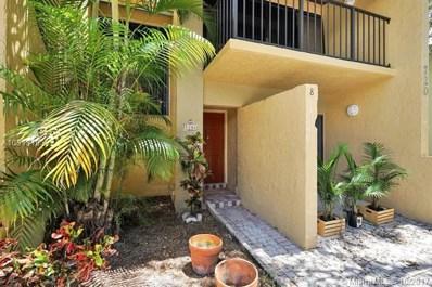 720 E Coco Plum Cir UNIT 8, Plantation, FL 33324 - MLS#: A10313193