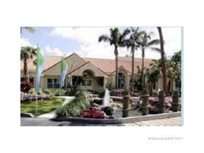 3480 N Pinewalk Dr N UNIT 111, Margate, FL 33063 - MLS#: A10313763