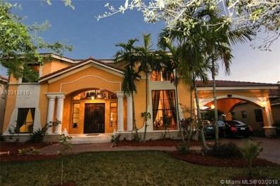 18684 SW 17th Ct, Miramar, FL 33029 - MLS#: A10313816
