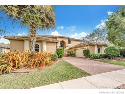3782 E Coquina Way, Weston, FL 33332 - MLS#: A10313883