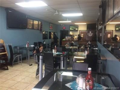 1879 NW Restaurant, Miami, FL 33125 - MLS#: A10314065