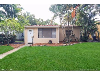 383 De Soto Dr, Miami Springs, FL 33166 - MLS#: A10314246