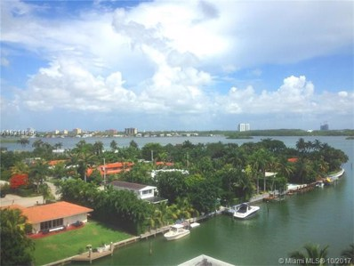 10000 W Bay Harbor Dr UNIT 502, Bay Harbor Islands, FL 33154 - MLS#: A10314956