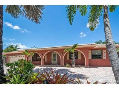 6701 SW 16th St, Plantation, FL 33317 - MLS#: A10314971