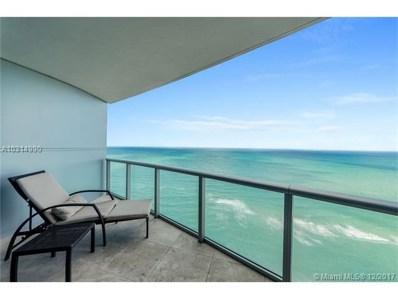 17001 Collins Ave UNIT 2805, Sunny Isles Beach, FL 33160 - MLS#: A10314990