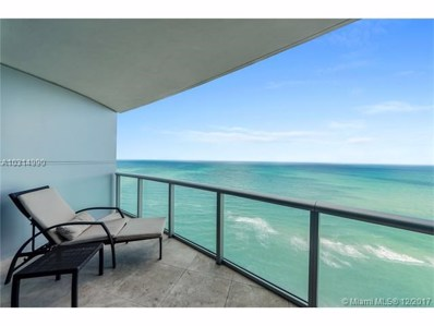 17001 Collins Ave UNIT 2805, Sunny Isles Beach, FL 33160 - MLS#: A10314990