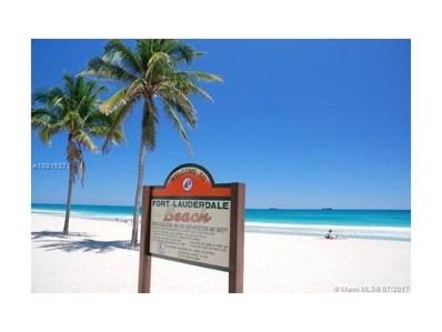 200 S Birch Rd UNIT 212, Fort Lauderdale, FL 33316 - MLS#: A10315271