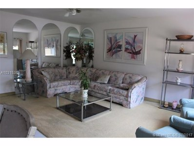508 Brittany K UNIT 508, Delray Beach, FL 33446 - MLS#: A10315384