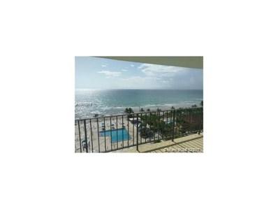2030 S Ocean Dr UNIT 914, Hallandale, FL 33009 - MLS#: A10315416