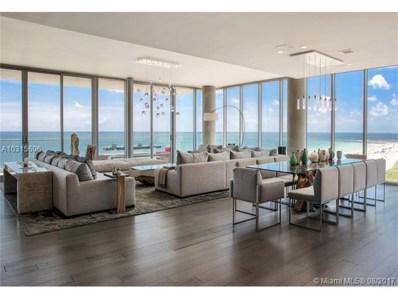 321 Ocean Dr UNIT PH, Miami Beach, FL 33139 - MLS#: A10315606