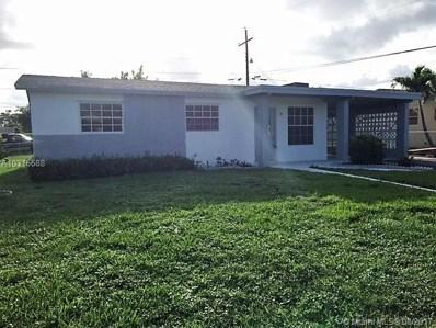 3361 NW 15th Pl, Lauderhill, FL 33311 - MLS#: A10315688