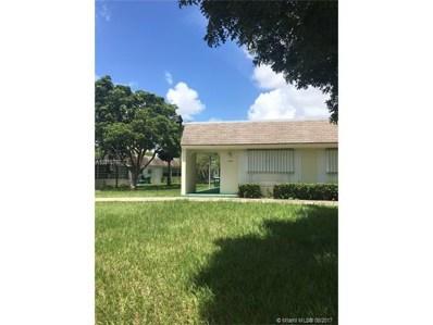16994 SW 113th Ave UNIT 5231E, Miami, FL 33157 - MLS#: A10315707