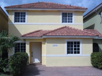 14314 SW 134 Ct, Miami, FL 33186 - MLS#: A10315908