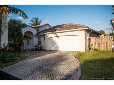8063 SW 158th Ct, Miami, FL 33193 - MLS#: A10316104