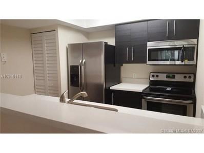 5760 Rock Island Rd UNIT 310, Tamarac, FL 33319 - MLS#: A10316118