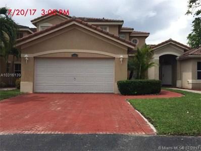 16207 SW 44th Ln UNIT 0, Miami, FL 33185 - MLS#: A10316139