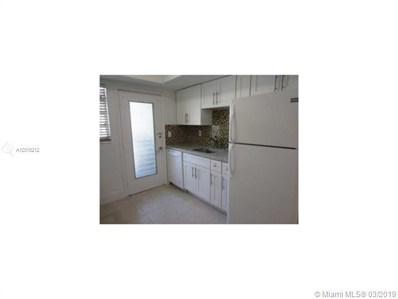 11840 NE 19th Dr UNIT 14, North Miami, FL 33181 - MLS#: A10316212