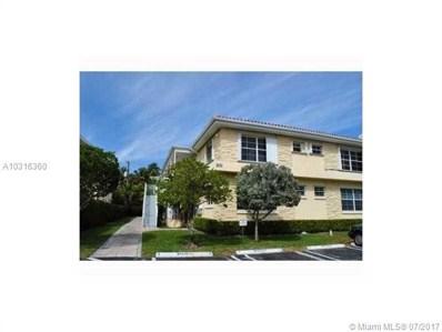 1065 97TH St UNIT 6A, Bay Harbor Islands, FL 33154 - MLS#: A10316360
