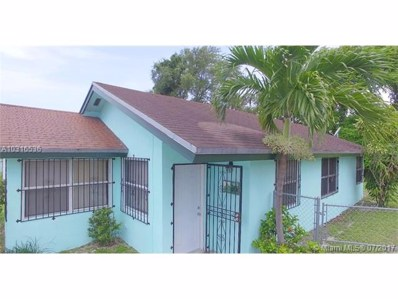 4980 Nw 32nd Ave, Miami, FL 33142 - MLS#: A10316536