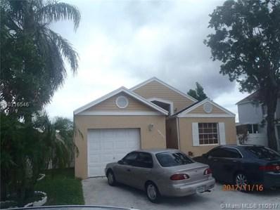 9933 W Elm Ln, Miramar, FL 33025 - MLS#: A10316546