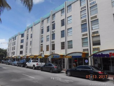 710 Washington Ave UNIT 420, Miami Beach, FL 33139 - MLS#: A10316983