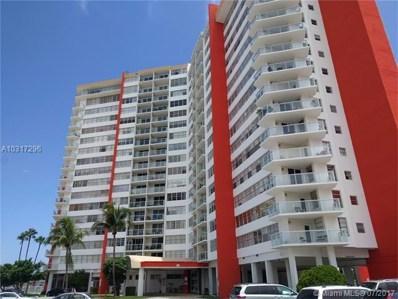 1351 NE Miami Gardens Dr UNIT 1016E, Miami, FL 33179 - MLS#: A10317296
