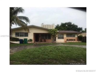 621 NE 165th St, North Miami Beach, FL 33162 - MLS#: A10317455
