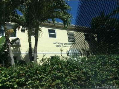 10072 E Bay Harbor Dr UNIT 72D, Bay Harbor Islands, FL 33154 - MLS#: A10317464