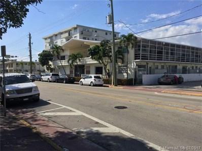 8040 Tatum Waterway Dr UNIT 17, Miami Beach, FL 33141 - MLS#: A10317538