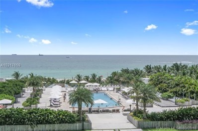 2301 Collins Ave UNIT 540, Miami Beach, FL 33139 - MLS#: A10317659
