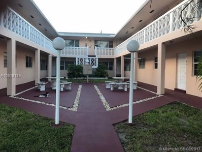 1643 Wiley St UNIT 8, Hollywood, FL 33020 - MLS#: A10318138